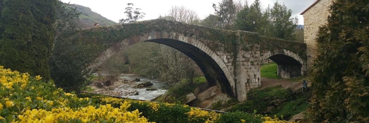 Puente Romano de Liérganes.