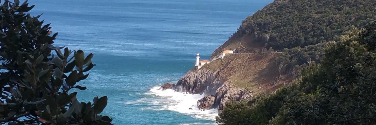 Faro del Pescador. Santoña.