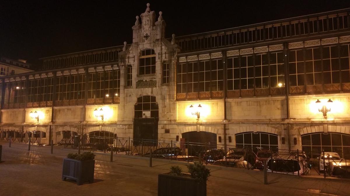 El Mercado de Santander